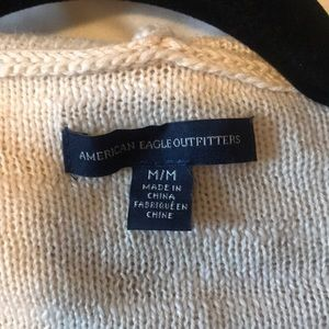 American Eagle Outfitters Sweaters - American Eagle open hooded cardigan